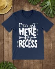 HERE RECESS Classic T-Shirt lifestyle-mens-crewneck-front-18