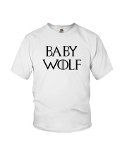 Baby Wolf Youth T-Shirt thumbnail