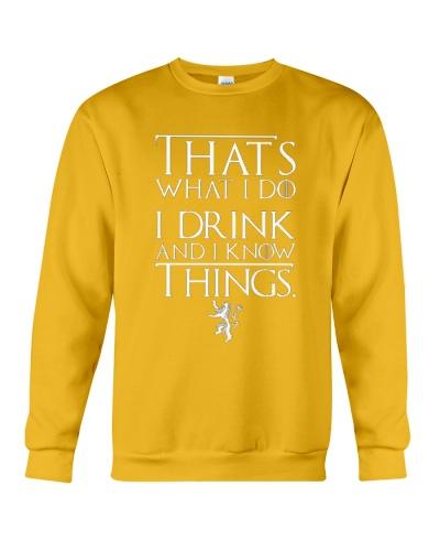 I Drink - Lion