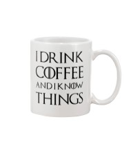 I Drink Coffee Mug thumbnail