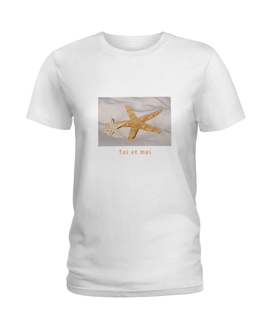 Toi et moi Ladies T-Shirt