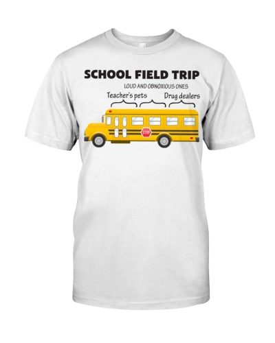 Bus driver field trip