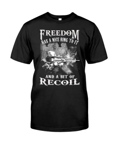 Veteran Freedom has a nice ring to it