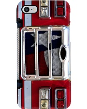 Firefighter Texas Phone Case i-phone-8-case