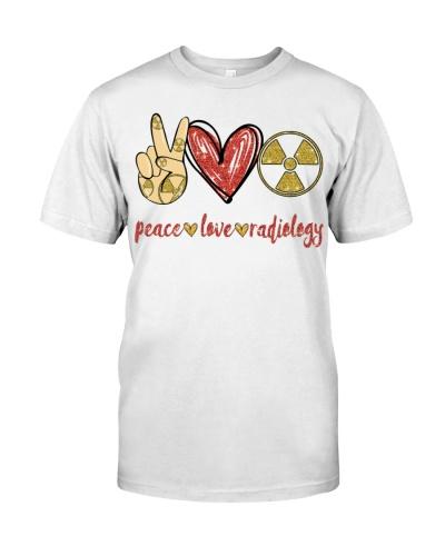 Peace Love Rad Tech