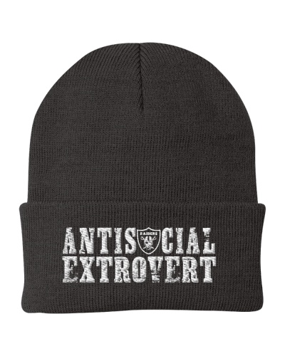 Antisocial Extrovert