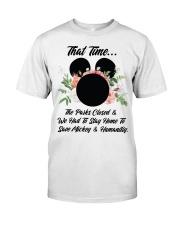That time Cute Mickey Classic T-Shirt thumbnail