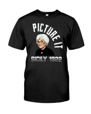 Picture it sicily 1922 Premium Fit Mens Tee thumbnail