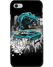 GODZILLA IN CITY Phone Case i-phone-8-case
