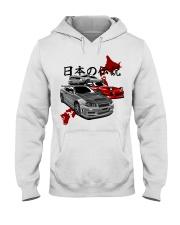 Japanese Legends Hooded Sweatshirt thumbnail