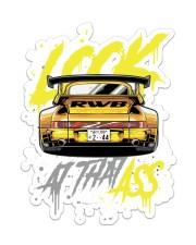 LOOK AT THAT ASS RWB Sticker - Single (Vertical) thumbnail