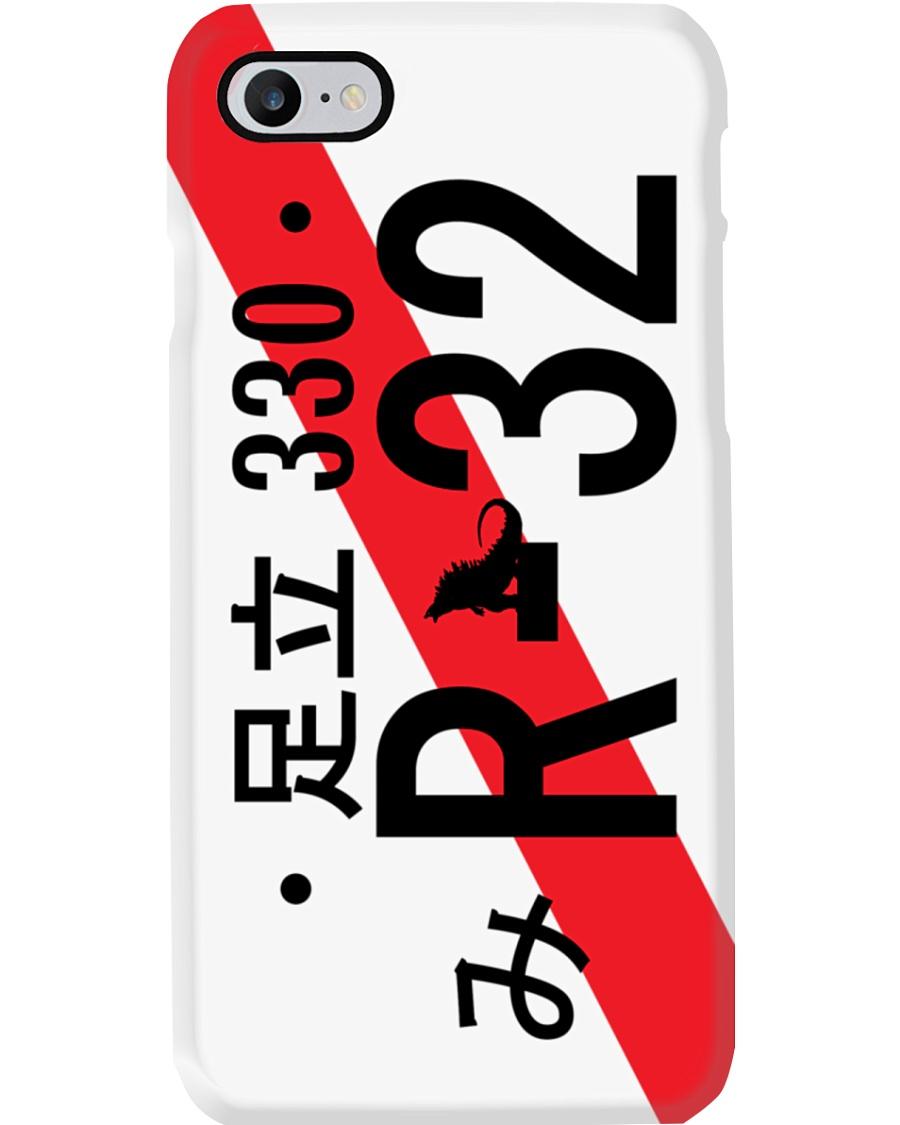 JDM PLATE R32 GODZILLA Phone Case