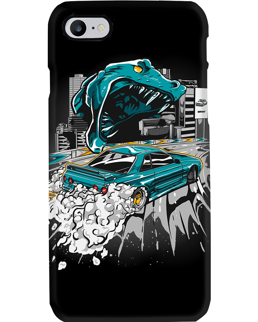 GODZILLA IN CITY Phone Case