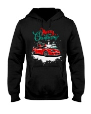 Merry Christmas SUPRA Hooded Sweatshirt thumbnail