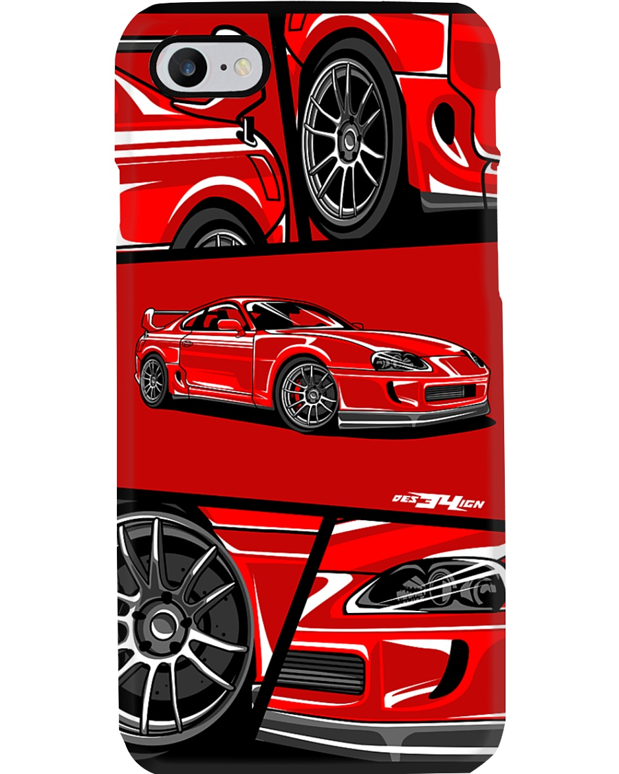 SUPRA COLLECTION PHONE CASE Phone Case