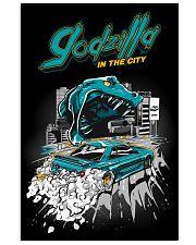 GODZILLA IN CITY 16x24 Poster thumbnail