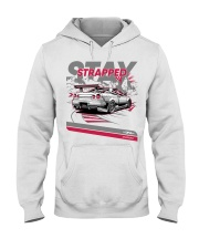 STAY STRAPPED Hooded Sweatshirt thumbnail