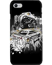 GODZILLA IN CITY WHITE Phone Case thumbnail