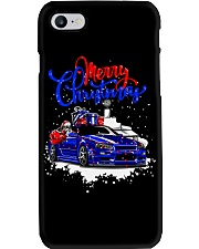 Merry Christmas SKYLINE Phone Case thumbnail