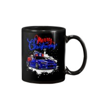Merry Christmas SKYLINE Mug tile
