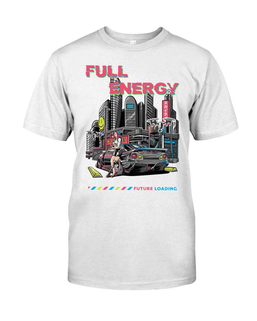 FULL ENERGY Classic T-Shirt