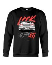 LOOK AT THAT ASS R34 Crewneck Sweatshirt thumbnail