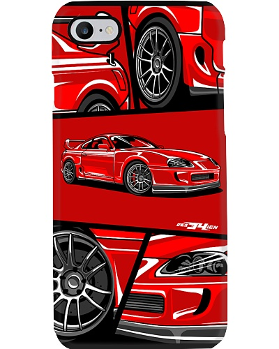 SUPRA COLLECTION PHONE CASE