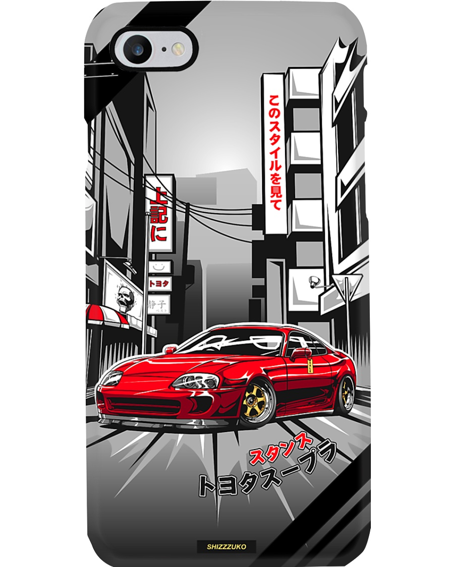 SUPRA IN CITY  Phone Case