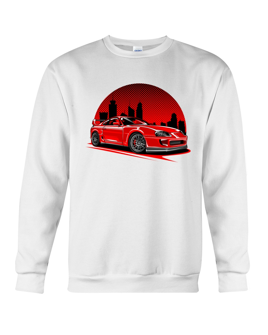 SUPRA APPAREL Crewneck Sweatshirt