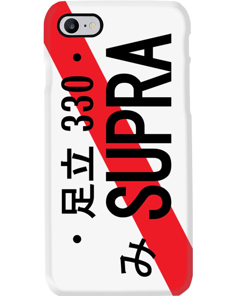 JDM PLATE SUPRA Phone Case