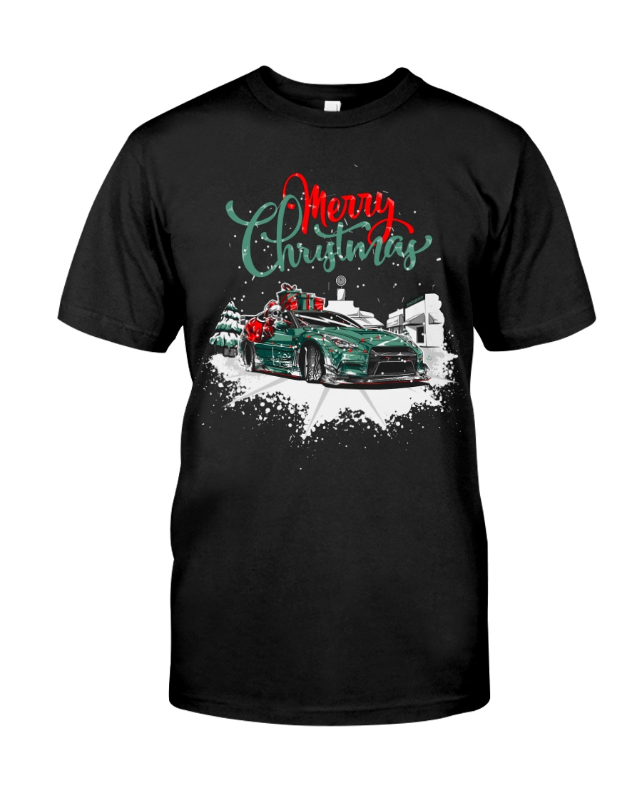 Merry Christmas GTR Classic T-Shirt