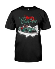 Merry Christmas GTR Classic T-Shirt tile