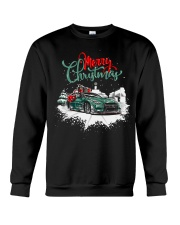 Merry Christmas GTR Crewneck Sweatshirt tile