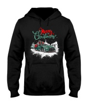 Merry Christmas GTR Hooded Sweatshirt thumbnail
