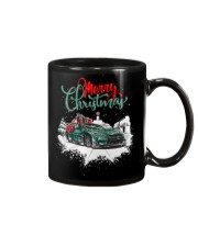 Merry Christmas GTR Mug tile