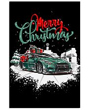 Merry Christmas GTR Vertical Poster tile