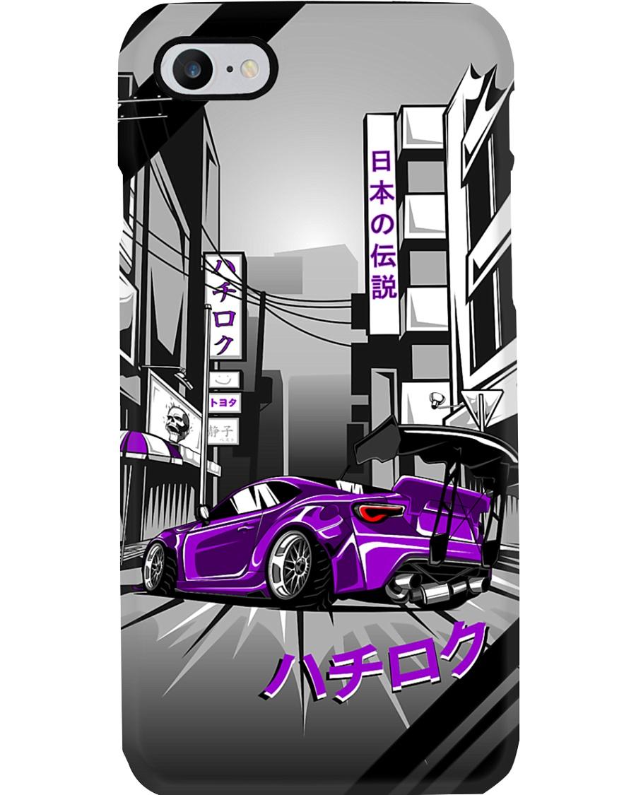 GT 86 IN CITY Phone Case