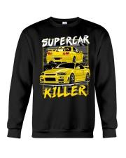 SUPERCAR KILLER Crewneck Sweatshirt thumbnail