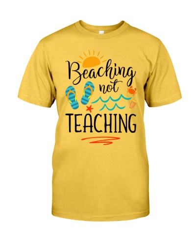 Summer Beach Vacation Holiday gift for Teachers