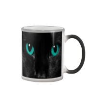 Black Cat Color Changing Mug thumbnail