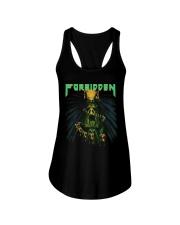 Forbidden Twisted Into Form Thrash Band Slayer Ladies Flowy Tank thumbnail