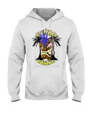 CANNABIS T-SHIRT HAWAIIEN SHIRT Hooded Sweatshirt front