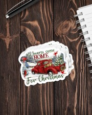 Sticker Christmas come home Sticker - 10 pack (Vertical) aos-sticker-10-pack-vertical-lifestyle-front-05