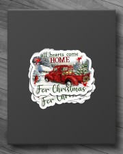 Sticker Christmas come home Sticker - 10 pack (Vertical) aos-sticker-10-pack-vertical-lifestyle-front-10