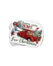 Sticker Christmas come home Sticker - 10 pack (Vertical) front