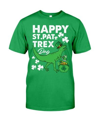 Happy ST Pat Trex