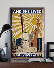 Poster Book and she lived 24x36 Poster lifestyle-poster-2