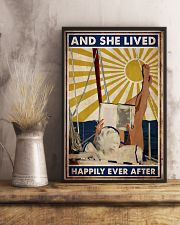 Poster Book and she lived 24x36 Poster lifestyle-poster-3