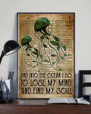 Poster Mermaid to lose my mind and 24x36 Poster lifestyle-poster-2
