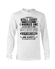 April married one Long Sleeve Tee thumbnail